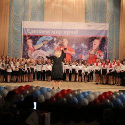 Сводный детский хор Старооскольского городского округа
