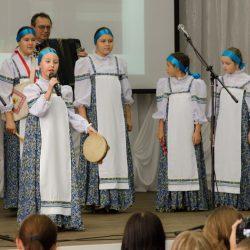 Фольклорный ансамбль «Потешки»