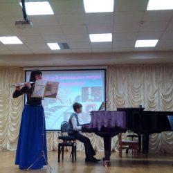 Зональный тур III регионального конкурса «Юный концертмейстер»